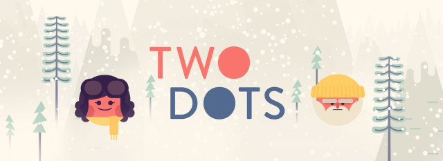 Two Dots Landing Page